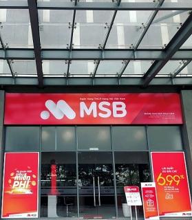 MSB Hồ Chí Minh: Thay đổi tên và chuyển địa điểm Phòng giao dịch Phạm Văn Hai