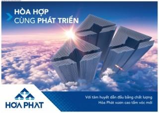 Hòa Phát đứng vị trí 23 Top 500 DN lớn nhất Việt Nam