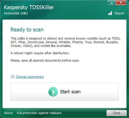 """Phần mềm bảo mật bị virus """"ngụy trang"""""""