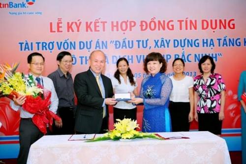 VietinBank KCN Tiên Sơn: Hấp dẫn từ sự chuyên biệt