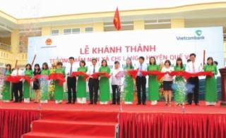 Vietcombank Bắc Ninh: Dấu ấn một thương hiệu