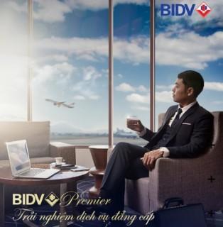 BIDV Premier - khẳng định đẳng cấp