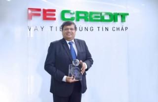 FE CREDIT-Credit Suisse: Ký kết hợp đồng hợp vốn 100 triệu USD