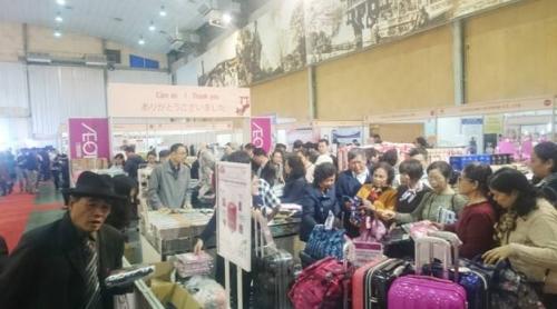 Hàng Nhật hấp dẫn người tiêu dùng
