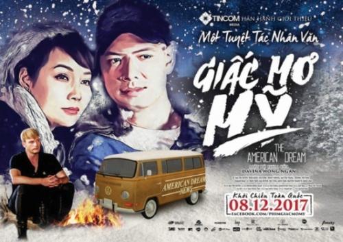 Khởi sắc phim Việt chiếu rạp