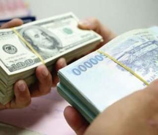 Giá bán ra cao nhất của đồng bạc xanh vẫn ở mức 22.765 đồng/USD