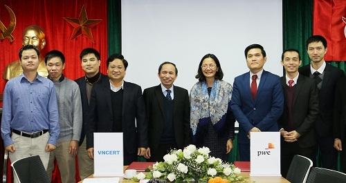 PwC Việt Nam và VNCERT hợp tác ứng cứu sự cố an toàn thông tin