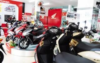 Gần 3,3 triệu xe máy được bán ra tại Việt Nam trong năm 2017