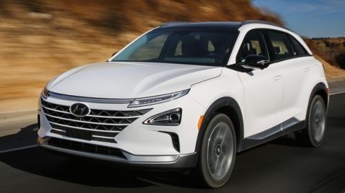 Hyundai Nexo được trang bị nhiều công nghệ hàng đầu