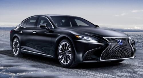 Lexus LS 2018 có giá từ khoảng 4,55 tỷ đồng tại Malaysia