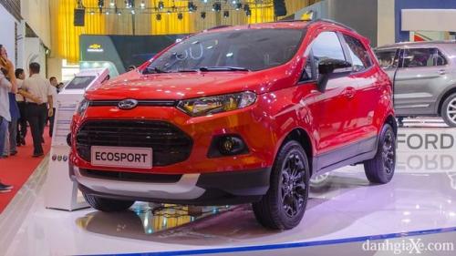 Ford EcoSport giảm 57 triệu đồng dịp đầu năm