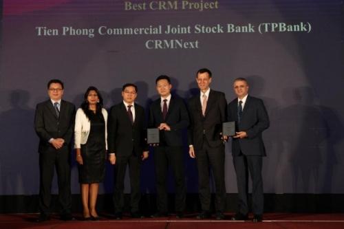 TPBank nhận 3 giải thưởng uy tín từ The Asian Banker