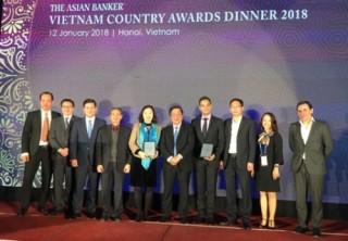VietinBank đại thắng với 3 giải thưởng do The Asian Banker bình chọn