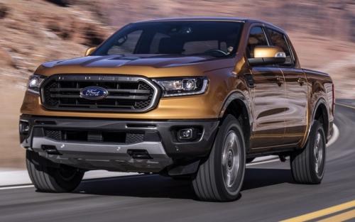 Ford Ranger 2019 có gì mới?