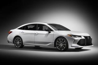 Toyota Avalon 2019 có gì?
