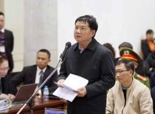 Tòa tuyên phạt ông Đinh La Thăng 13 năm tù, Trịnh Xuân Thanh án chung thân
