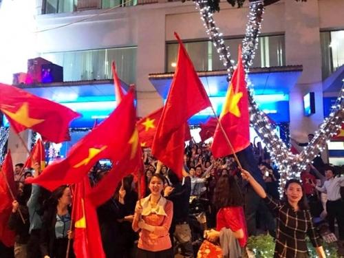 NCB thổi vùng khát vọng cùng U23 Việt Nam