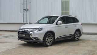 Mitsubishi Outlander lắp ráp trong nước ra mắt, giá từ 808 triệu đồng