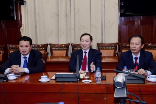 NHNN Việt Nam và Hiệp hội BHTG Quốc tế trao đổi kinh nghiệm về bảo hiểm tiền gửi