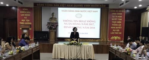 NHNN: Triển khai nhiệm vụ năm 2018 tại TP. HCM