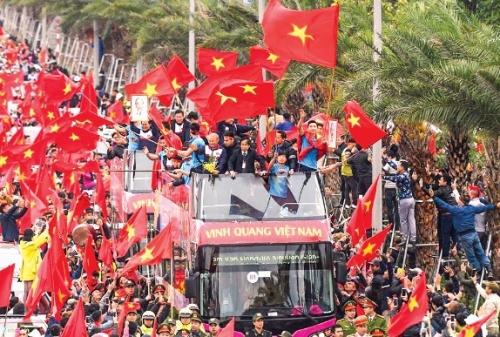 Đội tuyển U23 Việt Nam: Những nhà vô địch trong trái tim Việt Nam