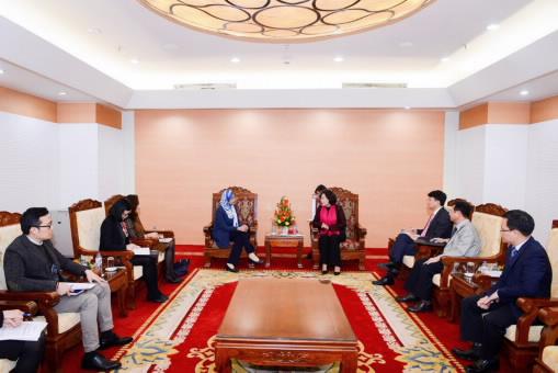 NHNN đánh giá cao những hỗ trợ, hợp tác của WB đối với Việt Nam