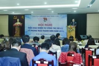 Đoàn Thanh niên NHTW triển khai nhiệm vụ 2018: Xung kích, sáng tạo