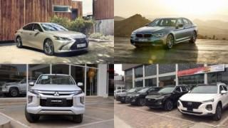 Điểm mặt 4 mẫu xe sắp ra mắt tại Việt Nam trong tháng 1/2019