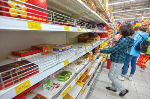 Doanh nghiệp thực phẩm Việt đón Tết