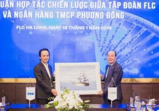 Tập đoàn FLC và OCB hợp tác toàn diện cùng phát triển