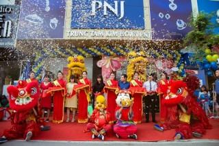 PNJ khai trương trung tâm kim hoàn đầu tiên trong năm 2019