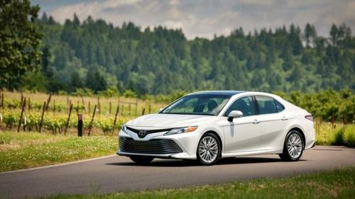 Toyota Camry 2019 sắp về Việt Nam có gì mới