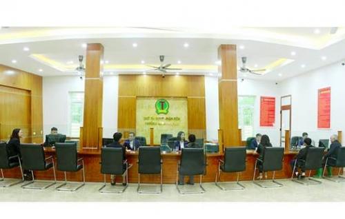Hệ thống QTDND tỉnh Phú Thọ: An toàn đi đầu với hiệu quả