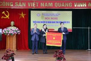 Ngành Ngân hàng Thái Bình: Tiếp sức cho ba trụ cột tăng trưởng kinh tế