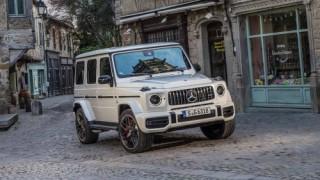 Mercedes-AMG G63 chốt giá 10,619 tỷ đồng