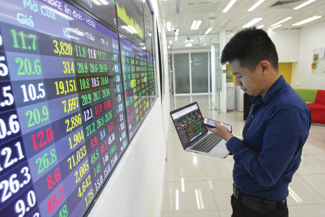 2020: VN-Index lạc quan trong thận trọng