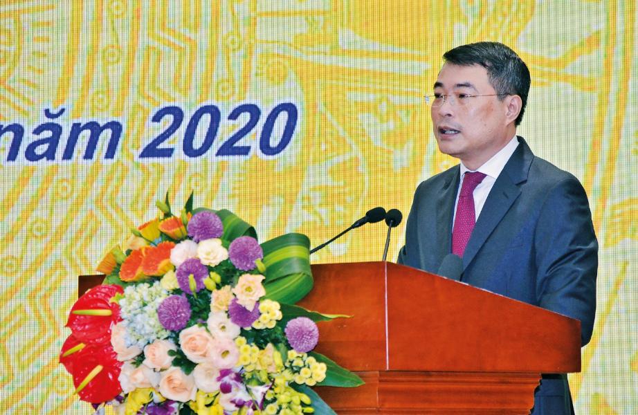 Thống đốc NHNN Lê Minh Hưng: Tất cả vì mục tiêu ổn định kinh tế vĩ mô