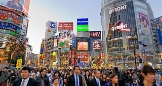 Chỉ số PMI của Nhật Bản giảm nhanh trong tháng cuối năm