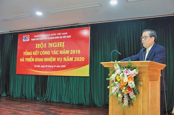 Trung tâm Thông tin Tín dụng quốc gia Việt Nam: Phát triển các dịch vụ chất lượng cao, giá rẻ