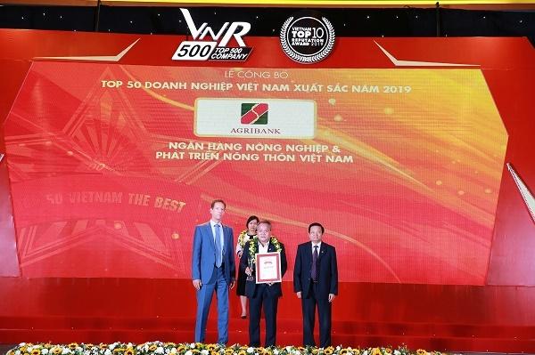 agribank top 10 doanh nghiep lon nhat viet nam nam 2019