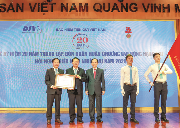 Nâng cao vị thế của Bảo hiểm Tiền gửi Việt Nam