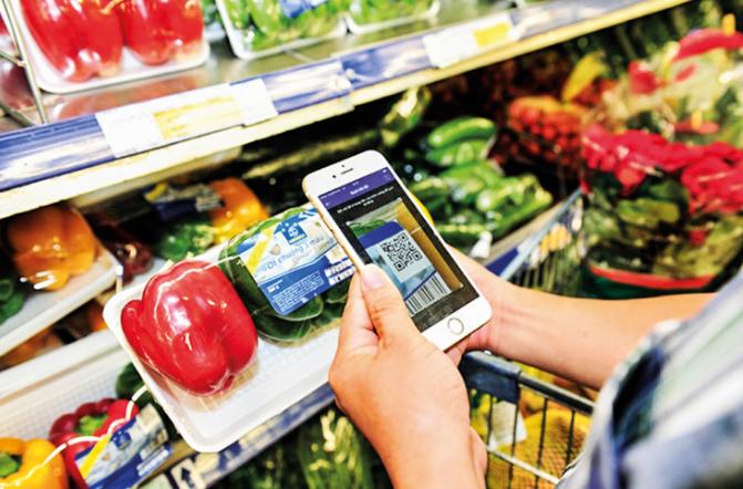 Số hóa để sản phẩm tiếp cận người tiêu dùng