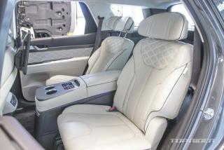 Cận cảnh nội thất sang chảnh của Hyundai Palisade VIP