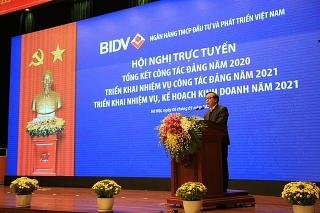 BIDV triển khai nhiệm vụ kinh doanh năm 2021