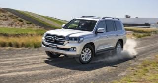 Toyota Land Cruiser phiên bản mới có thể sẽ chỉ sử dụng động cơ V6