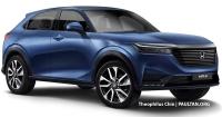 Honda HR-V 2021 chốt ngày ra mắt