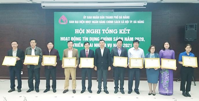 Đà Nẵng: Tín dụng chính sách góp phần quan trọng thúc đẩy phát triển kinh tế - xã hội