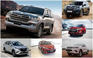 Toyota Việt Nam triệu hồi gần 11.700 xe để thay thế bơm nhiên liệu