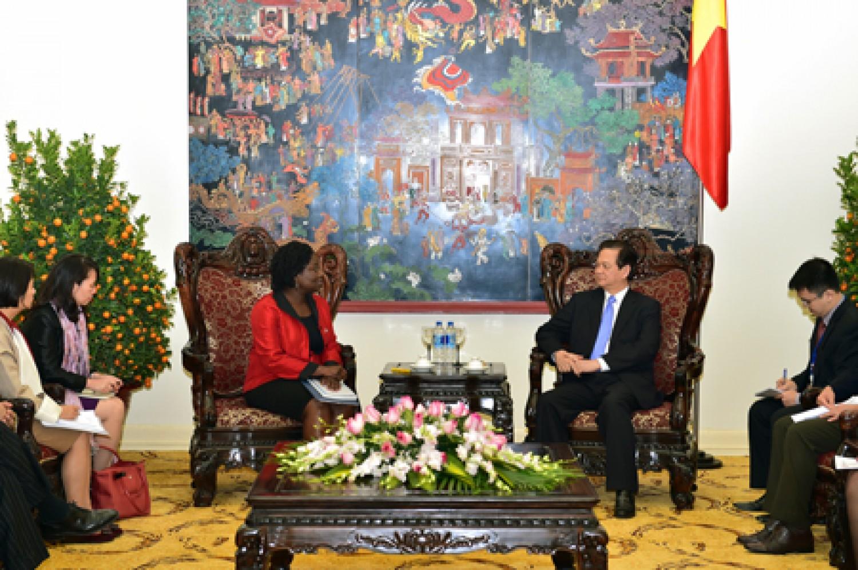 Bà Victoria Kwakwa: WB sẽ tiếp tục đồng hành và hỗ trợ Việt Nam