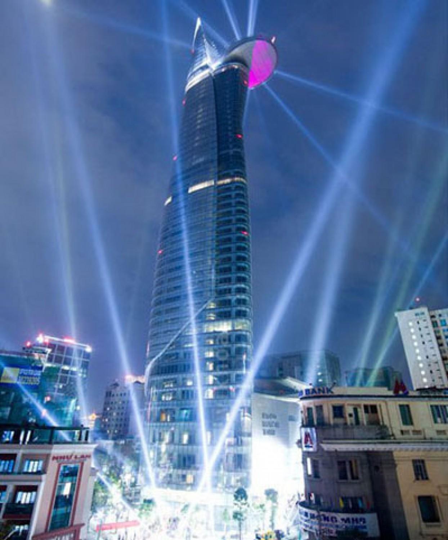 Bitexco Financial Tower lọt Top 50 tòa nhà sáng tạo nhất của thập kỉ